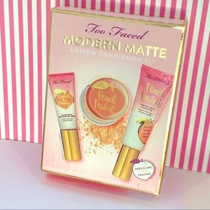 Too Faced Modern Matte Complexion Kit